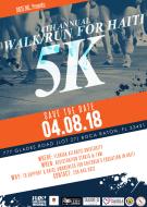 5th Annual Walk/Run for Haiti