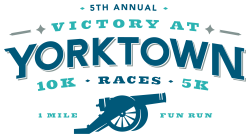 Victory at Yorktown 10K, 5K, & 1 Mile Family Fun Run/Walk