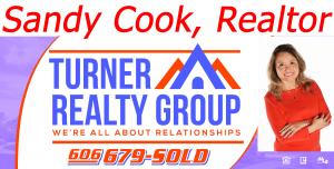 Sandy Cook - Turner Realty Group