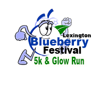 Blueberry Festival 5K and Glow Run