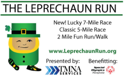 2017 Leprechaun Run presented by TMNA Services
