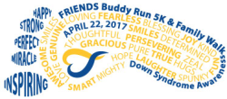 FRIENDS Buddy Run 5K