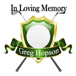 In memory of Greg Hopson