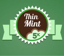 Thin Mint 5k & 1 Mile Shortbread Shuffle