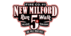 New Milford Fire Dept 5K, 1 Mile Road Race and Kids Dash