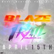 Blaze the Trail Color Dash