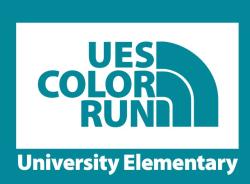 University Elementary Color Run 2017