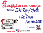 Chick-fil-A @ Larkridge 5k
