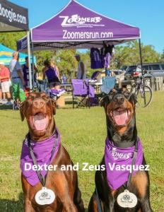 Dexter & Zeus Vasquez