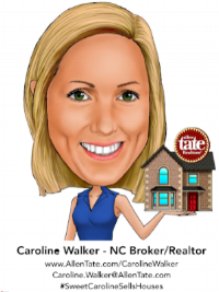 Caroline Walker NC Broker/Realtor