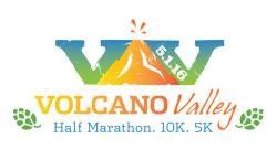 Volcano Valley Half/5K/10K