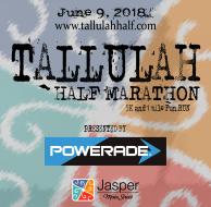 Tallulah Half Marathon & 5K