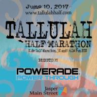 Tallulah Half Marathon