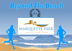 Beyond the Beach Marathon/Half marathon or 20 mile training run.