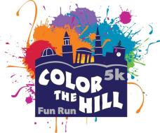 Color the Hill 5K Fun Run