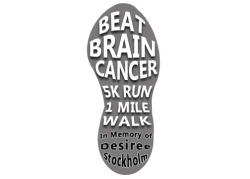 Beat Brain Cancer 5k Run and 1 Mile Walk on June 8, 2019