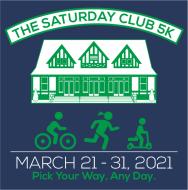 The Saturday Club 5K