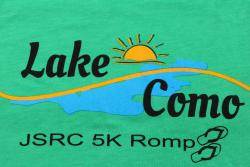 JSRC Lake Como 5K Romp