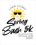JSRC Lake Como  Spring Bash Virtual 5k