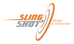 Slingshot Design & Illustration