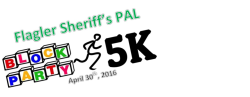 Flagler Sheriff's PAL Hot Pursuit 5K