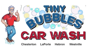 Tiny Bubbles Car Wash Chesterton