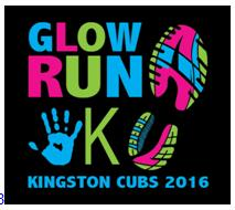 Kingston Cub Glow Run 5k