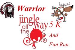 Warrior Jingle all the way 5K