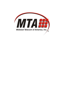 Midwest Telecom of America, Inc.