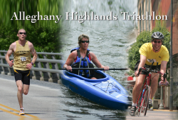 The Alleghany Highlands Triathlon