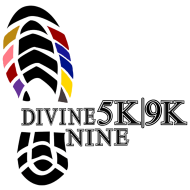 VIRTUAL Divine Nine 5K | 9K - Atlanta