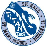 St. Mary's School Titan Trot 5K and Dash