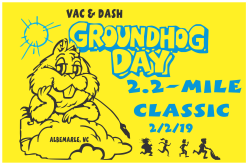 Vac & Dash Groundhog Day 2.2-Mile Classic
