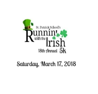 18th Annual Runnin' with the Irish 5K