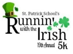 19th Annual Runnin' with the Irish 5K