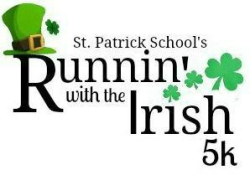 20th Annual Runnin' with the Irish 5K