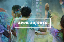 Princeton Color Crazy Fun Run