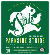 Parkside Stride 5K & 1 Mile Fun Run