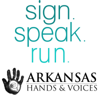Sign.Speak.Run.