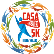 CASA of Delco and Chester Counties Superhero 5K Run/Walk