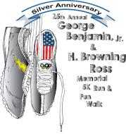 George Benjamin & Browning Ross Memorial 5K