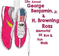 George Benjamin & Browning Ross Memorial 5k
