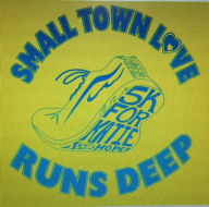 Small Town Love Runs Deep 5K Run/Walk