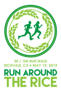 Run Around the Rice 5K, 10K & Kids Dash