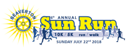 6th Annual Beaverton Sun Run