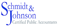 Schmidt & Johnson Certified Public Accountants