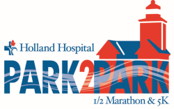 NOW A VIRTUAL EVENT!  Holland Hospital Park2Park Half-Marathon & 5K Race