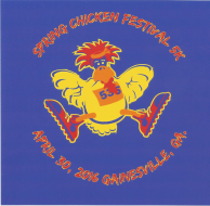 Spring Chicken Festival 5K