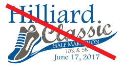 """THE"" It's NOT the Hilliard Classic Half Marathon 10K & 5K"