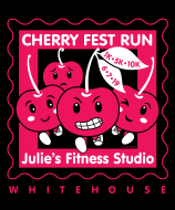 Cherry Fest Run 10K/5K/1K hosted by Julie's Fitness Studio